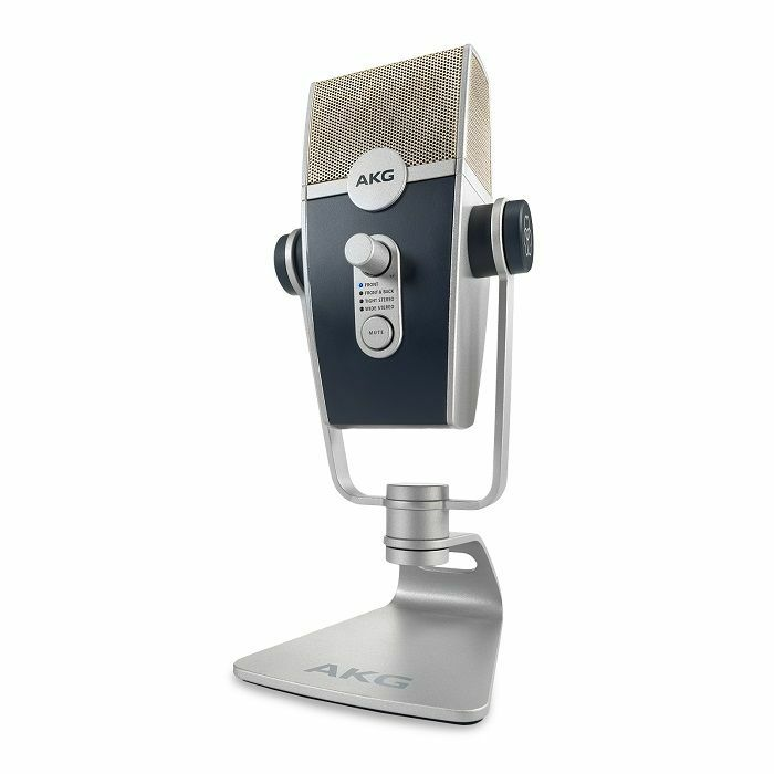 AKG - AKG Lyra Ultra-HD Multimode USB Microphone
