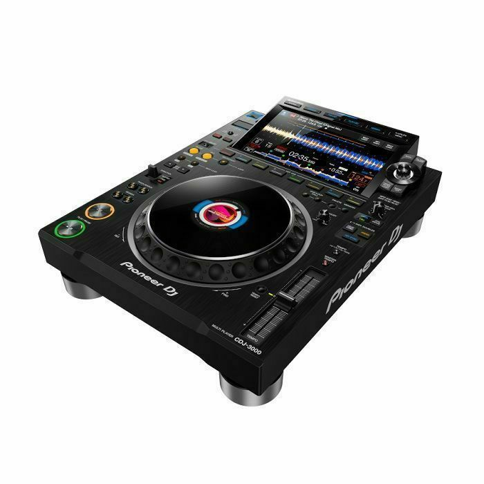 PIONEER - Pioneer CDJ-3000 Professional DJ Multi Player (black)