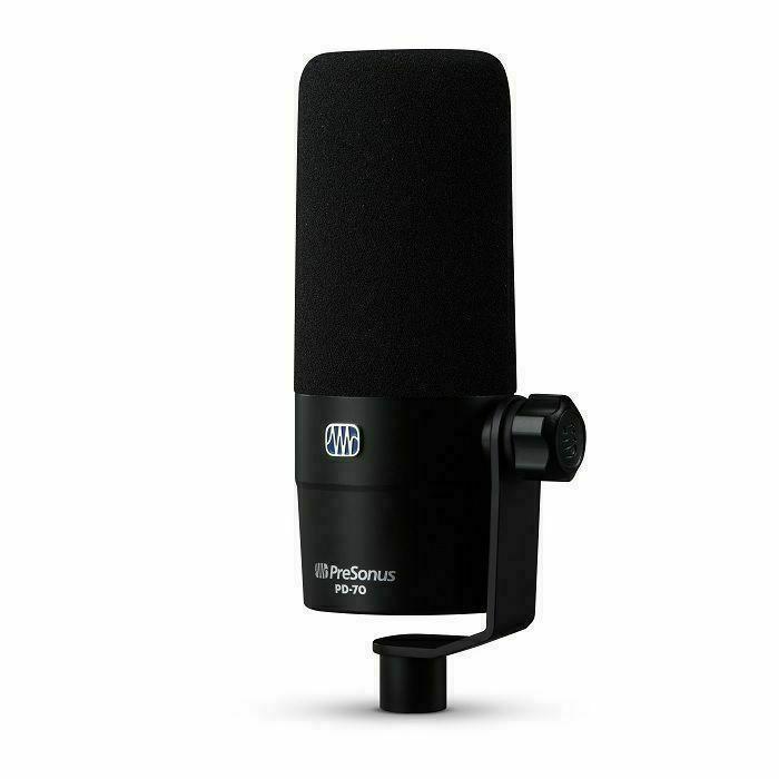 PRESONUS - Presonus PD-70 Dynamic Cardioid Broadcast Microphone