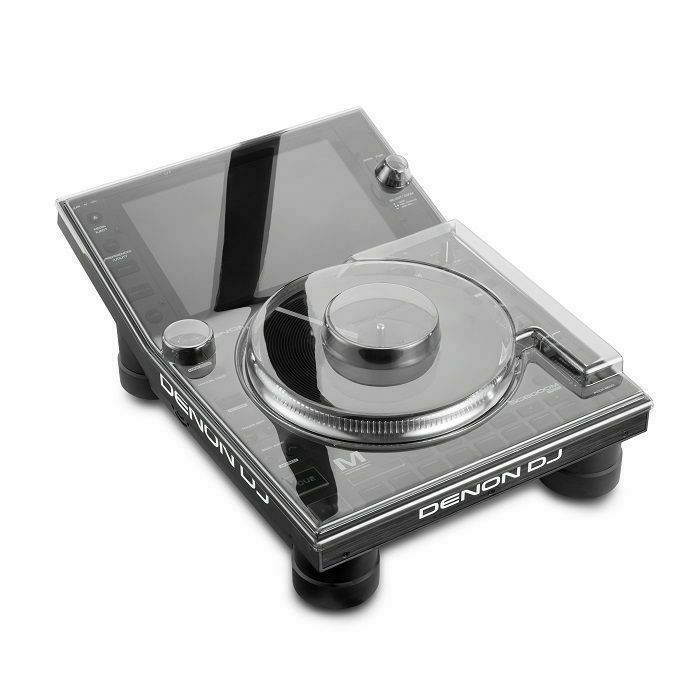 DECKSAVER - Decksaver Denon DJ Prime SC6000 & SC6000M DJ Player Cover