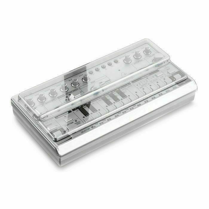 DEKSAVER - Decksaver Behringer TD-3 Bass Line Synthesiser Cover