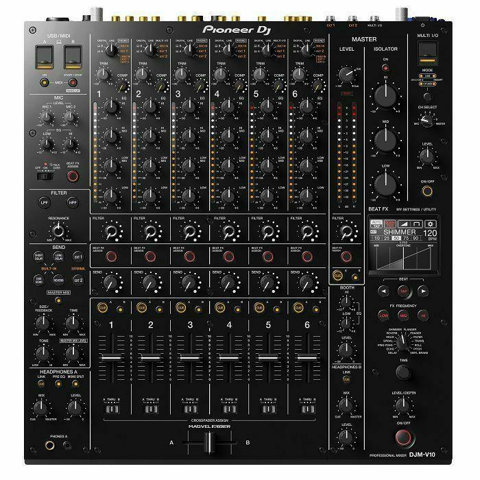 PIONEER - Pioneer DJM V10 Club DJ Mixer (B-STOCK)