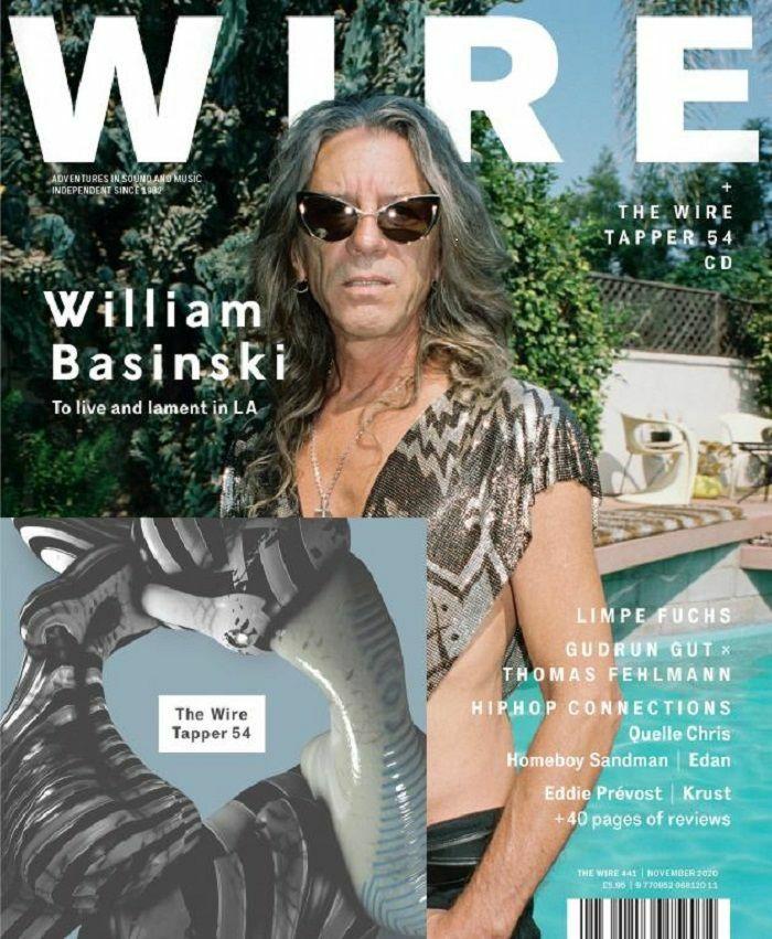 WIRE MAGAZINE - Wire Magazine: November 2020 Issue #441