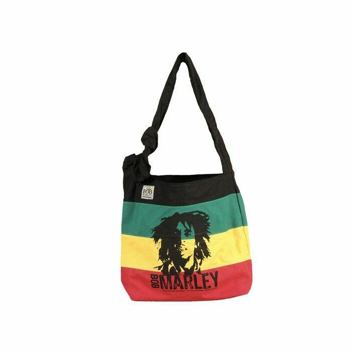ZION ROOTSWEAR - Bob Marley Rasta Bag