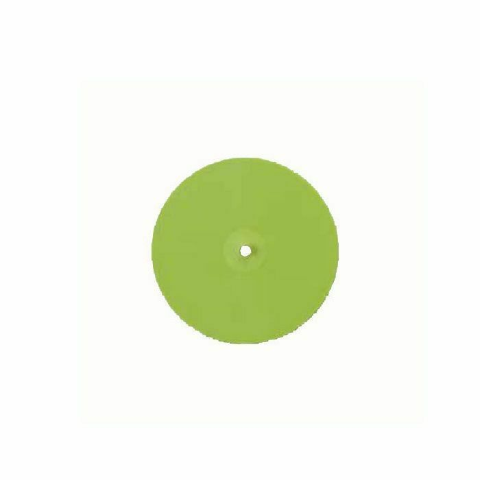 GAKKEN - Gakken 5 Inch Blank Records For Toy Record Maker (yellow, pack of 5)