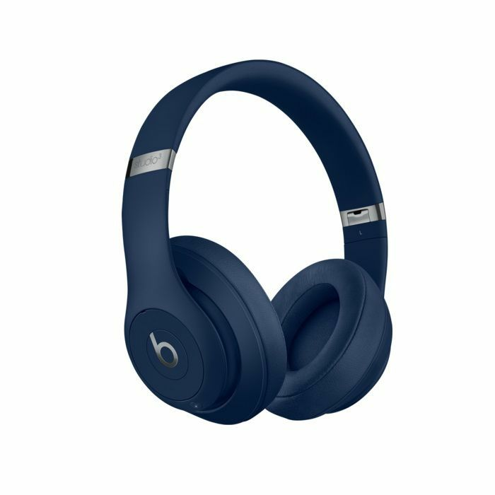 BEATS ELECTRONICS - Beats Studio3 Bluetooth Wireless Noise Cancelling Over-Ear Headphones (blue)