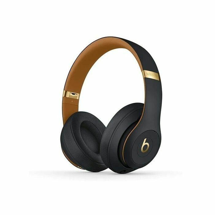 BEATS ELECTRONICS - Beats Studio3 Bluetooth Wireless Over-Ear Headphones (Skyline Collection) (midnight black)
