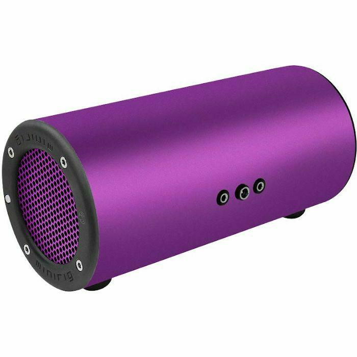 MINIRIG - Minirig Sub 3 Portable Rechargeable Subwoofer (purple) (B-STOCK)