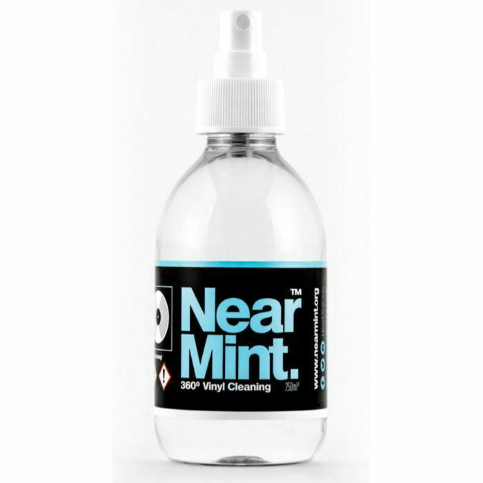 NEAR MINT - Near Mint 360 Vinyl Record Cleaning Solution Fluid (250ml) (B-STOCK)