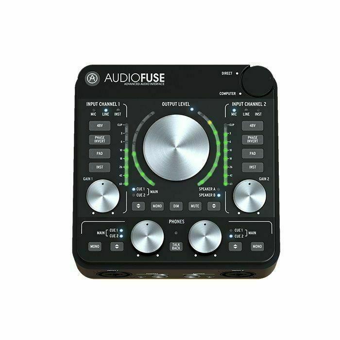 ARTURIA - Arturia AudioFuse Rev 2 Advanced Audio Interface (B-STOCK)