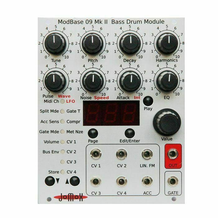 JOMOX - Jomox ModBase 09 MkII Bass Drum Module