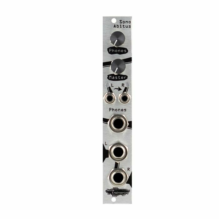 NOISE ENGINEERING - Noise Engineering Sono Abitus Output Module (silver faceplate)