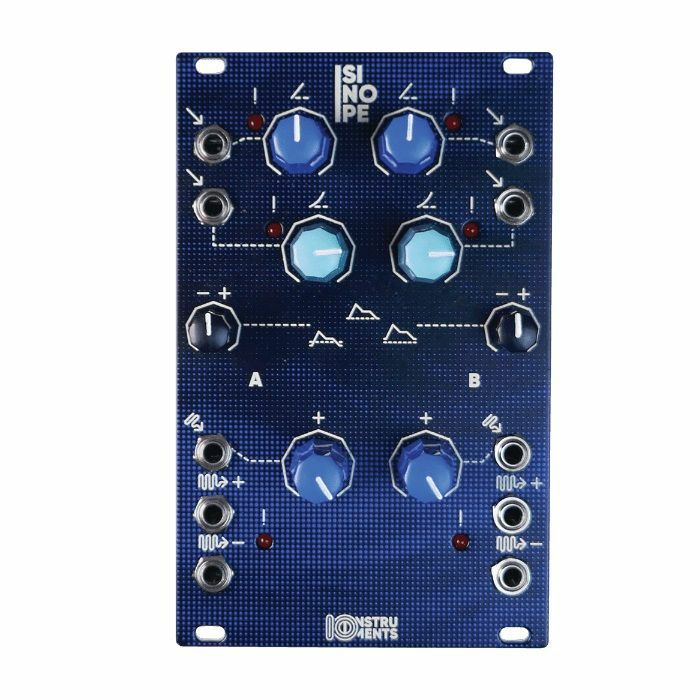 IO INSTRUMENTS - IO Instruments SINOPE Dual High End VCA Module