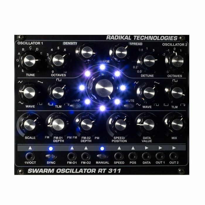 RADIKAL TECHNOLOGIES - Radikal Technologies RT-311 Swarm Oscillator Module