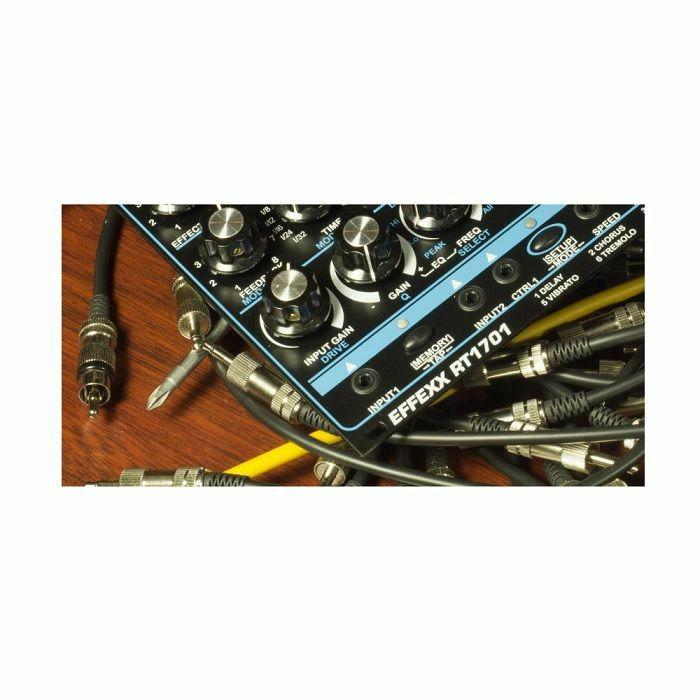 RADIKAL TECHNOLOGIES - Radikal Technologies EFFEXX RT-1701 Multi FX Processor Module