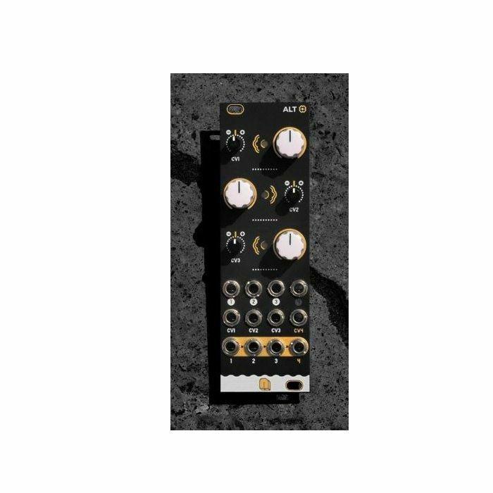 NANO MODULES - NANO Modules ALT Quad Voltage Controlled Amplifier & Cascaded Mixer Module