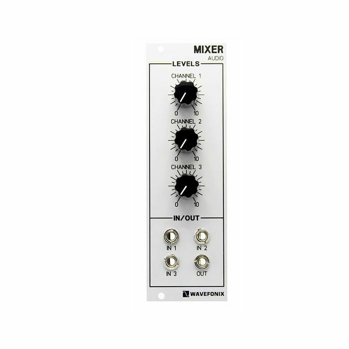 WAVEFONIX - Wavefonix 3 Channel Audio Mixer Module