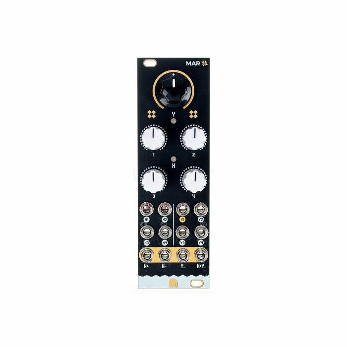 NANO MODULES - NANO Modules MAR Multichannel Dual Mixer Module