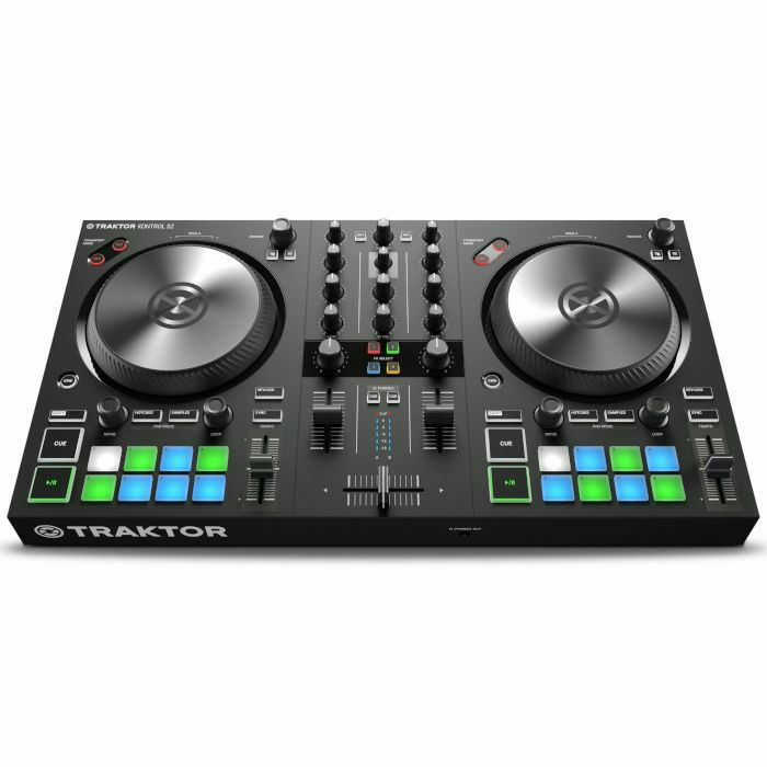 NATIVE INSTRUMENTS - Native Instruments Traktor Kontrol S2 Mk3 USB DJ Controller (B-STOCK)