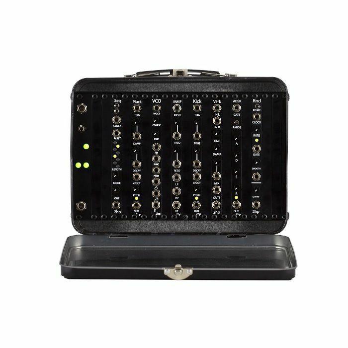 2HP - 2hp Picnic Basket Versatile Modular Lunchbox System