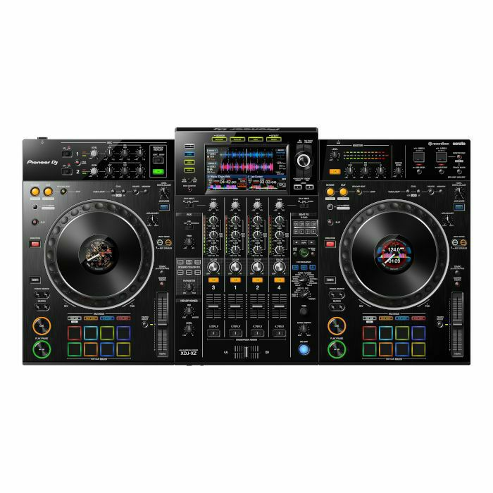 PIONEER - Pioneer XDJ-XZ Rekordbox & Serato DJ Controller System (B-STOCK)