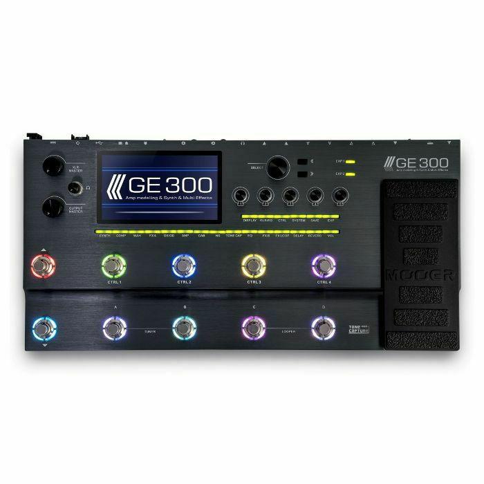 MOOER - Mooer GE300 Multi Effects Processor Pedal (B-STOCK)