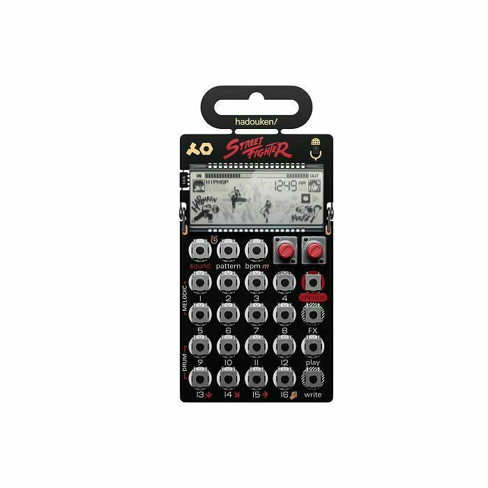 TEENAGE ENGINEERING - Teenage Engineering PO-133 Street Fighter Pocket Operator Micro Sampler