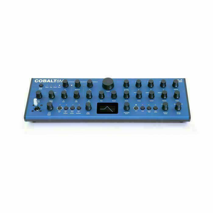 MODAL ELECTRONICS - Modal Electronics COBALT8M 8-Voice Desktop Extended Virtual-Analogue Synthesiser Module