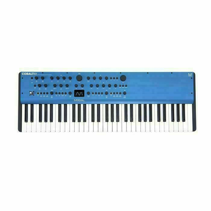 MODAL ELECTRONICS - Modal Electronics COBALT8X 8-Voice 61-Key Extended Virtual-Analogue Synthesiser