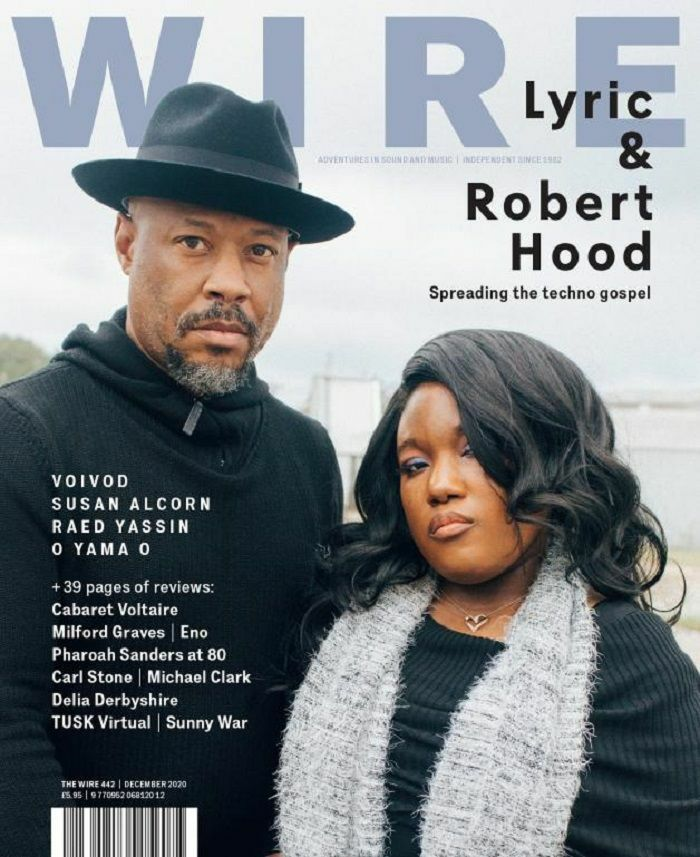 WIRE MAGAZINE - Wire Magazine: December 2020 Issue #442