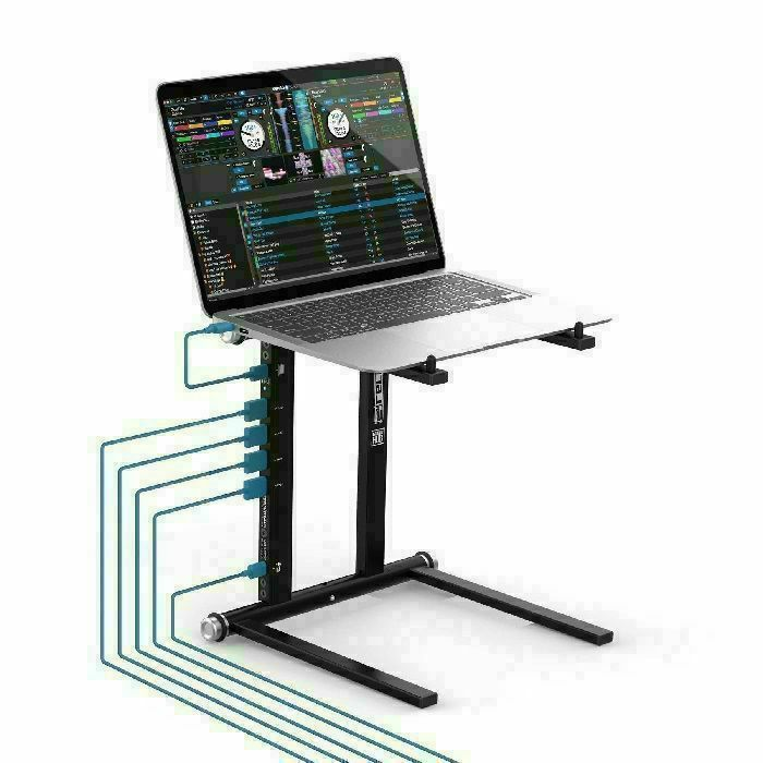 RELOOP - Reloop Stand Hub Advanced Laptop Stand With USB-C PD Hub