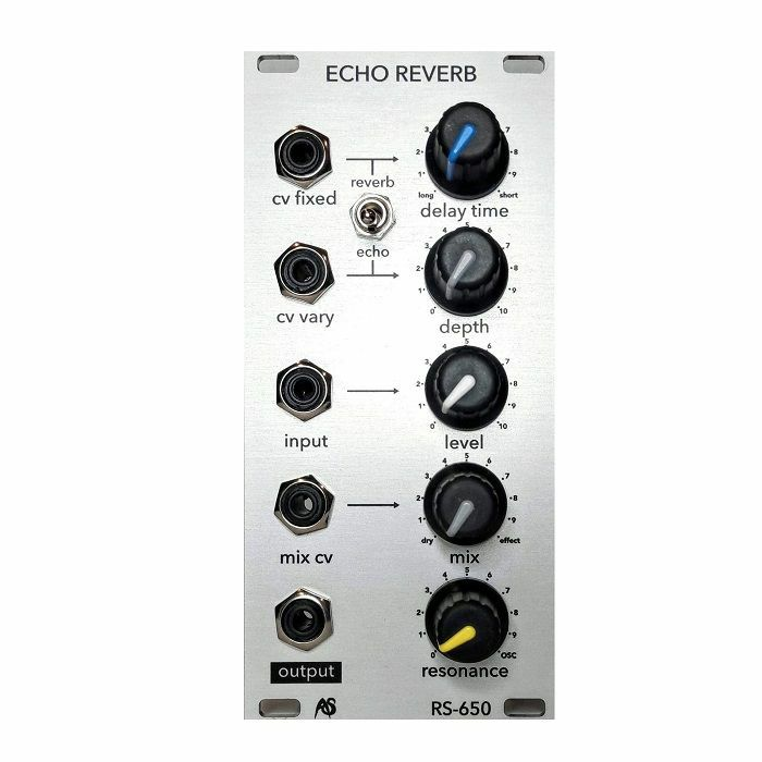 ANALOGUE SYSTEMS - Analogue Systems RS-650N Echo & Reverb Module
