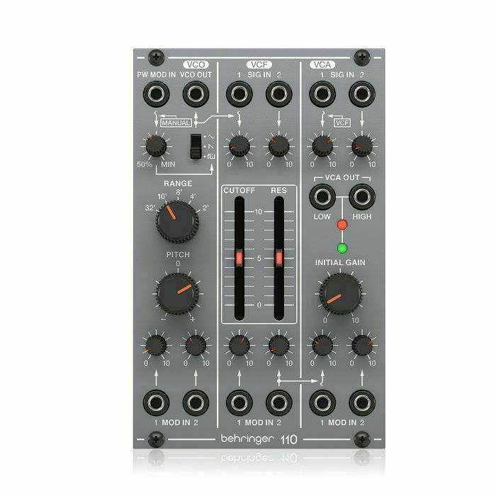 BEHRINGER - Behringer 110 VCO/VCF/VCA Module