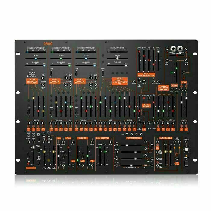 BEHRINGER - Behringer 2600 Semi-Modular Analog Synthesizer