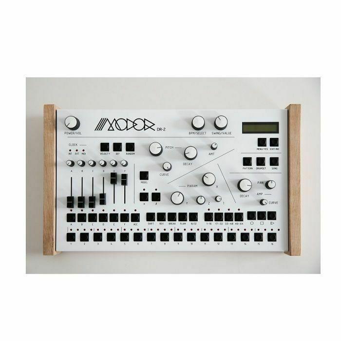 MODOR - Modor DR-2 Digital Drum Synthesiser