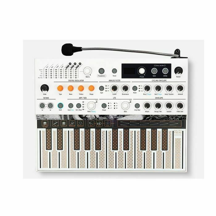 ARTURIA - Arturia MicroFreak Vocoder Limited Edition (B-STOCK)