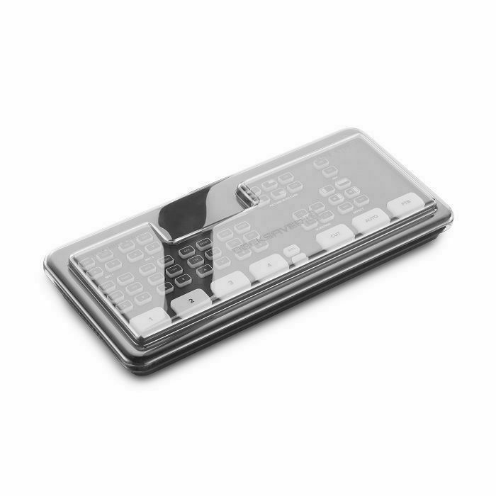 Decksaver Decksaver Blackmagic Design Atem Mini Atem Mini Pro Atem Mini Pro Iso Cover Vinyl At Juno Records