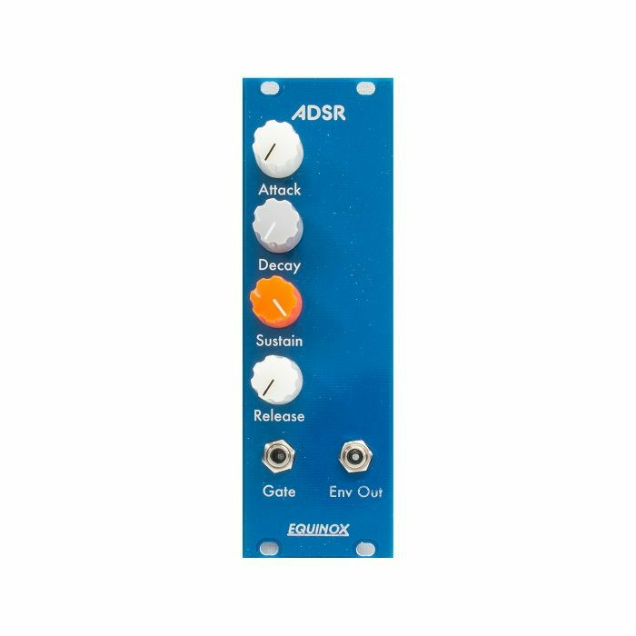 EQUINOX SYNTH - Equinox Synth ADSR Analogue Attack Decay Sustain & Release Module