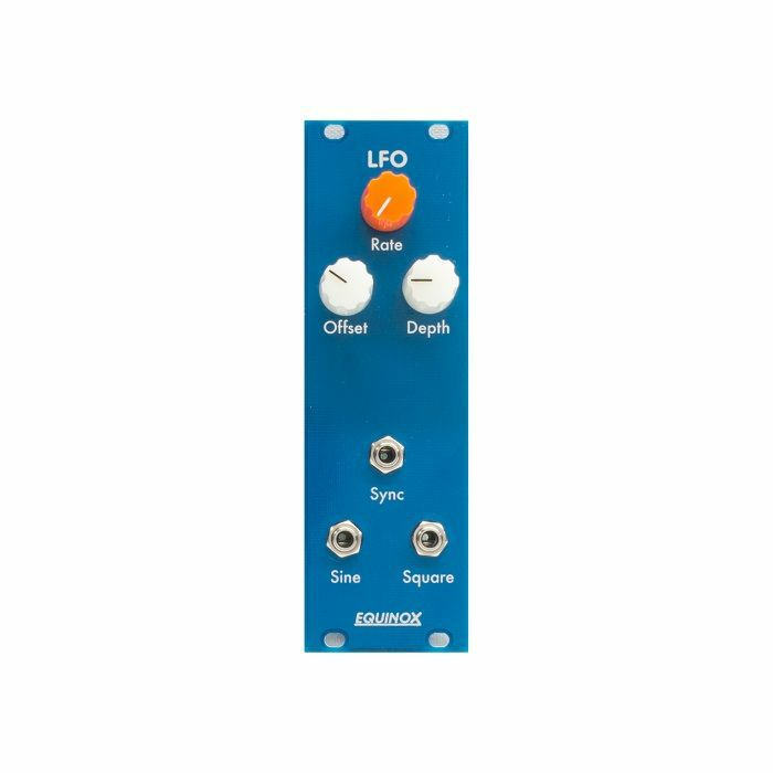 EQUINOX SYNTH - Equinox Synth LFO Smart Digital Low Frequency Oscillation Module