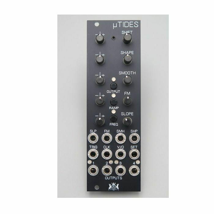 MICHIGAN SYNTH WORKS - Michigan Synth Works uTides Version 2 Module (black faceplate)