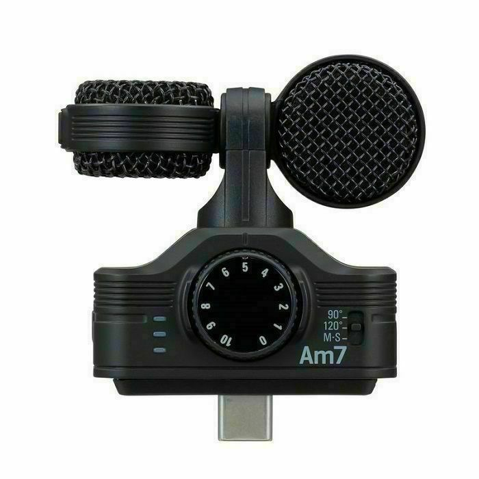 ZOOM - Zoom AM7 Stereo Microphone For Android Devices