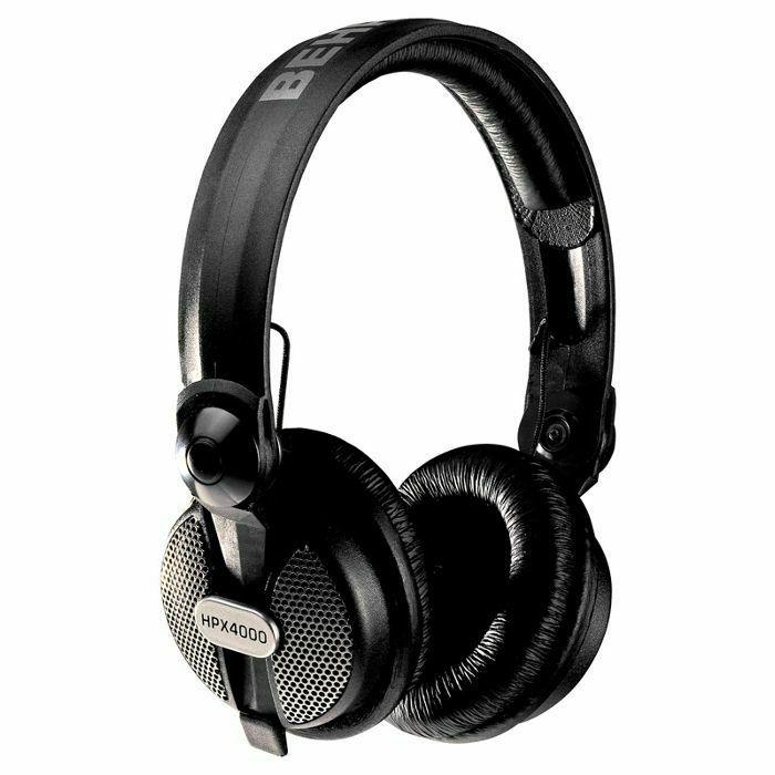 BEHRINGER - Behringer HPX4000 Headphones (black) (B-STOCK)