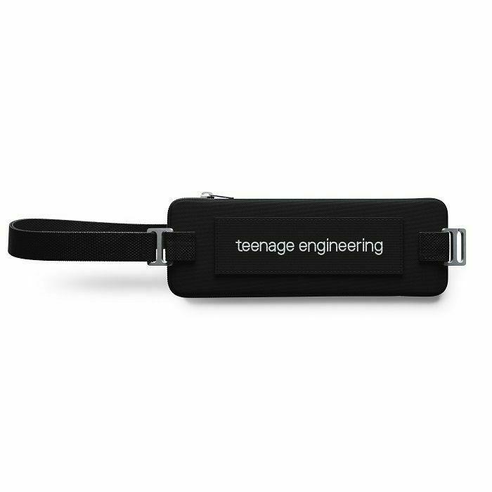 TEENAGE ENGINEERING - Teenage Engineering OP-Z Protective Soft Case (black)