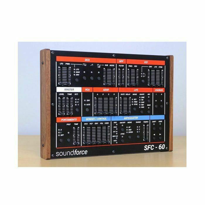SOUNDFORCE - SoundForce SFC-60 V3 USB MIDI Controller