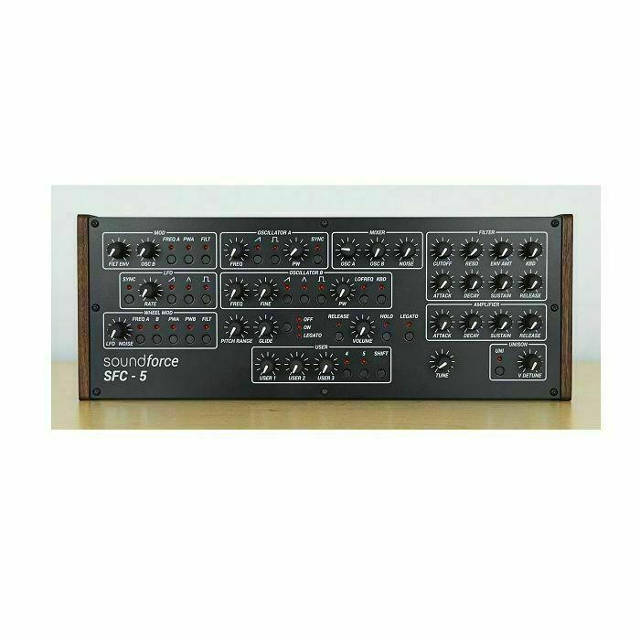 SOUNDFORCE - SoundForce SFC-5 V2 USB MIDI Controller