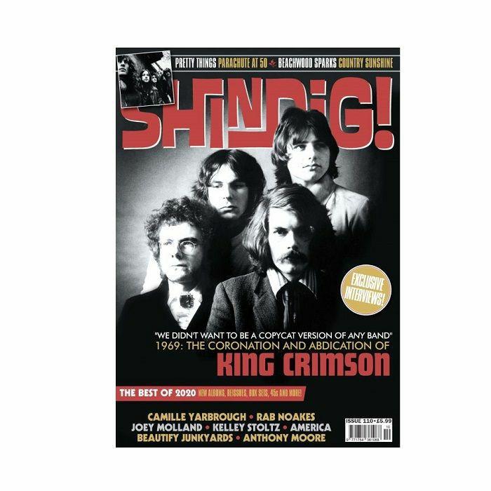 SHINDIG! MAGAZINE - Shindig! Issue 110