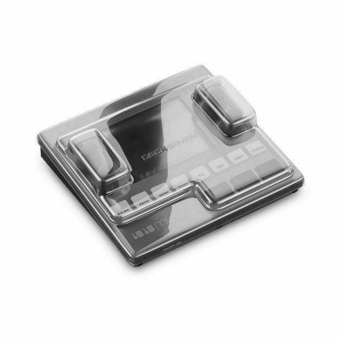 DECKSAVER - Decksaver 1010 Music Blackbox Sampler & Bluebox Mixer-Recorder Cover