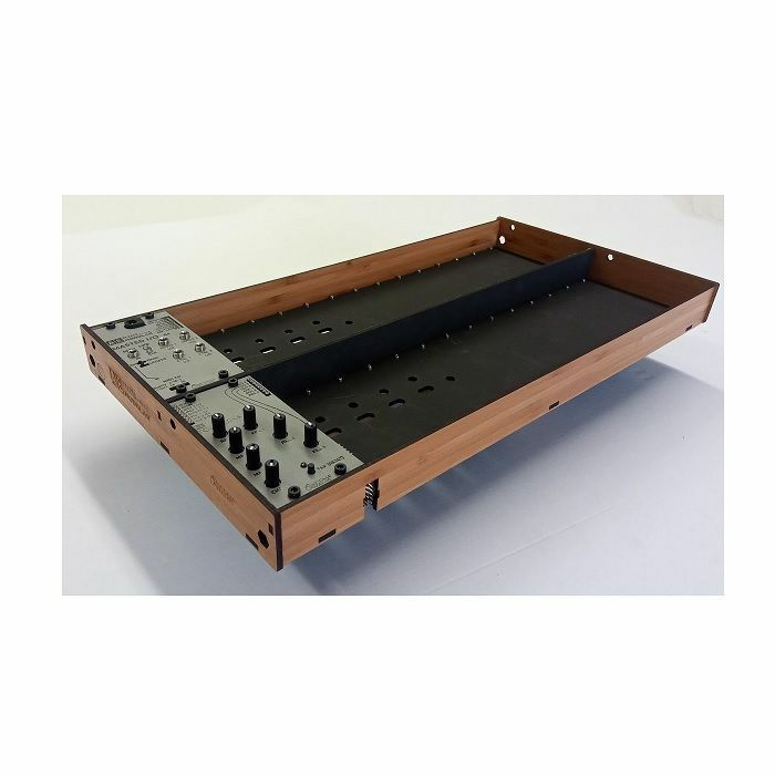 TANGIBLE WAVES - Tangible Waves AE Modular 2-Row 16x2 Standard Bamboo Wood Case