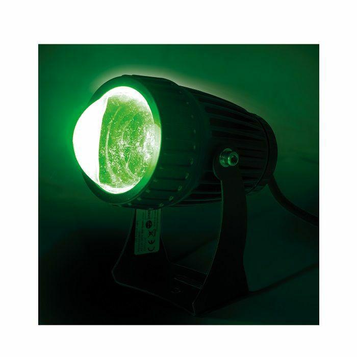 FX LAB - FX LAB 8W Green LED Pinspot With Black Body