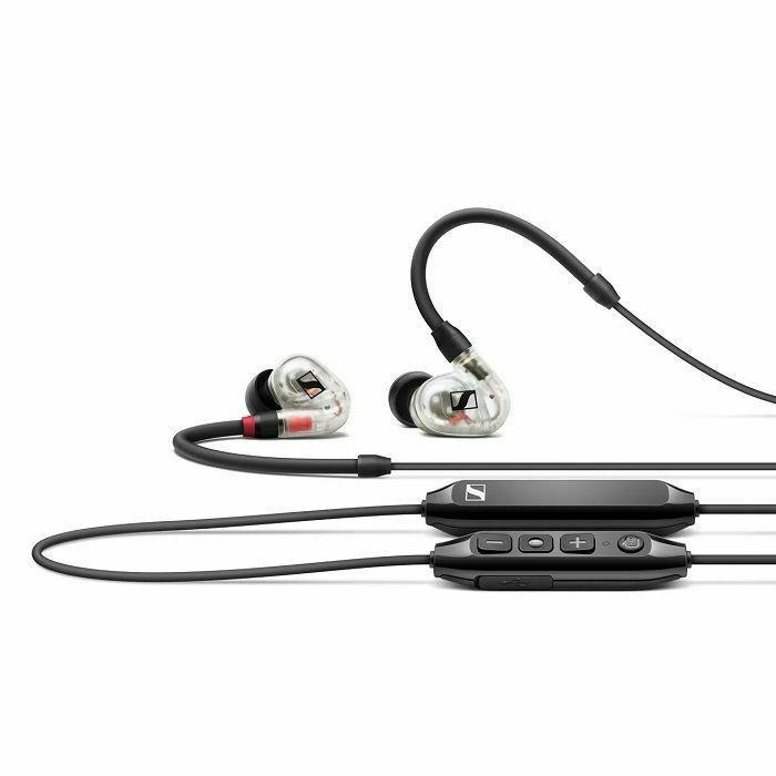 SENNHEISER - Sennheiser IE 100 PRO Wireless Professional In-Ear Monitoring Earphones (clear)